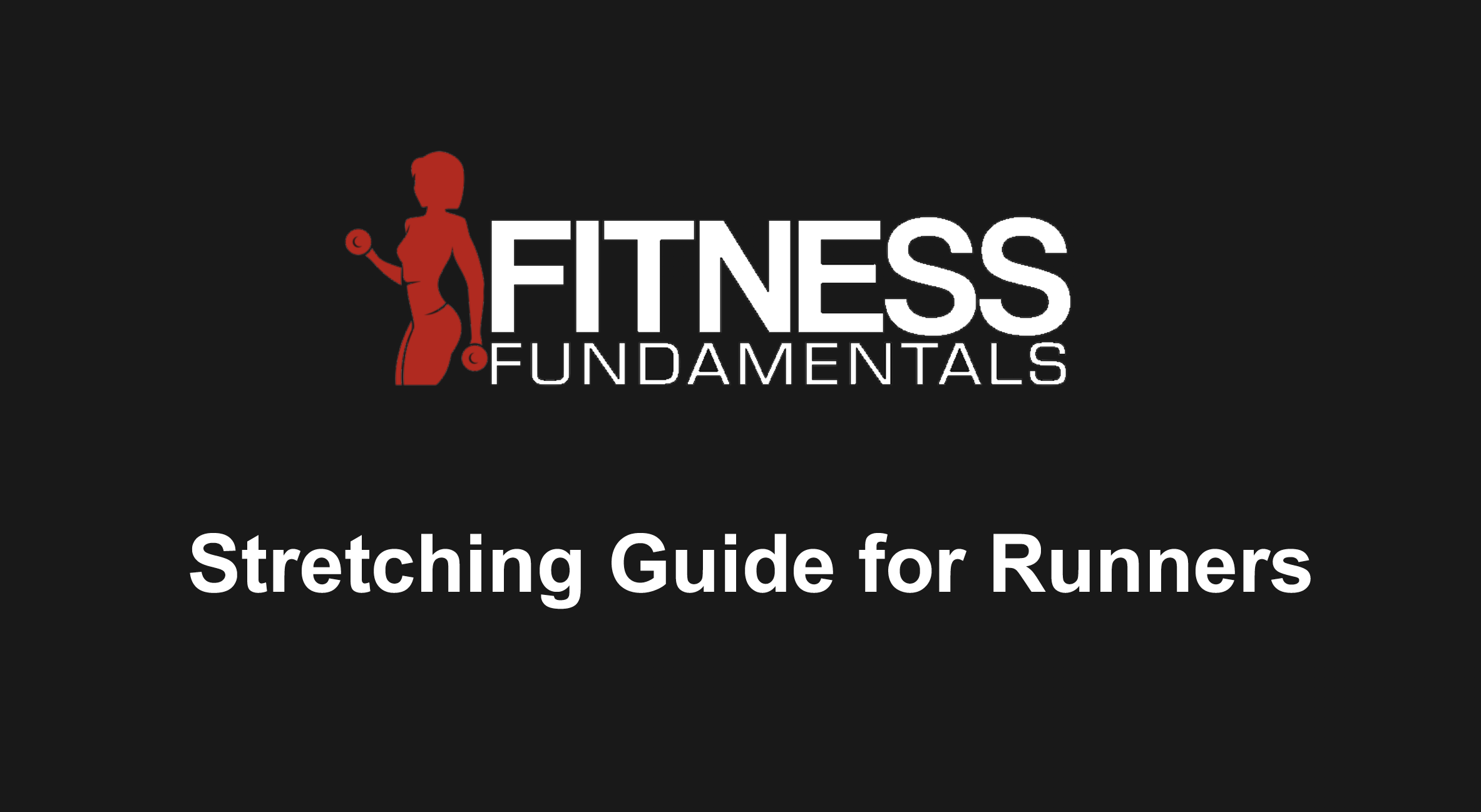 Runners Stretching Guide